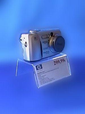 Expositor de metacrilato para cámaras 400005