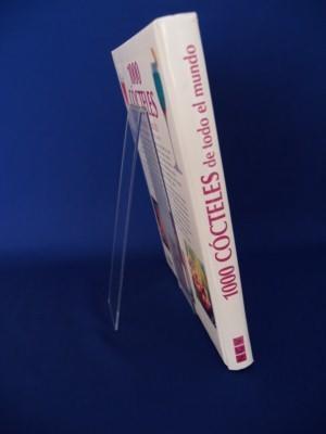 Expositor de metacrilato para libros 700003