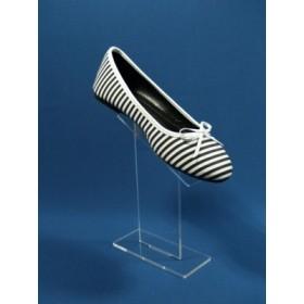Expositor de metacrilato para calzado altura 5 cm  812010