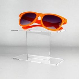 Expositor de metacrilato para gafas alto 10 cm