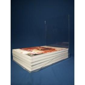 Expositor de metacrilato para libros 700007